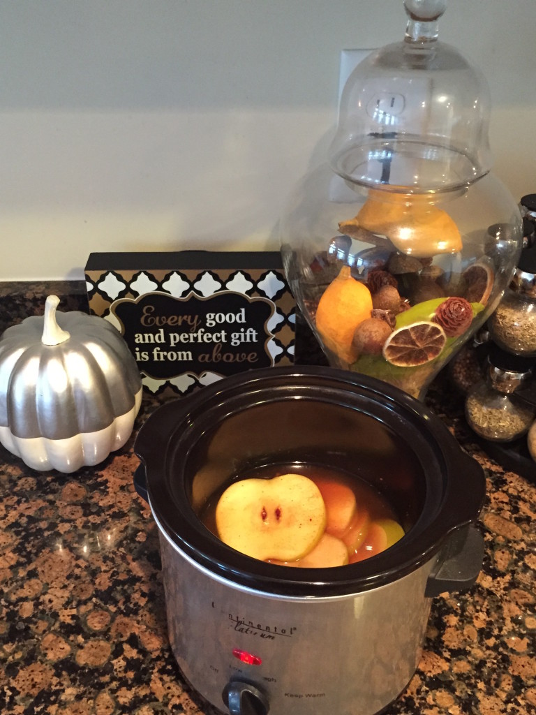 crock pot potpourri