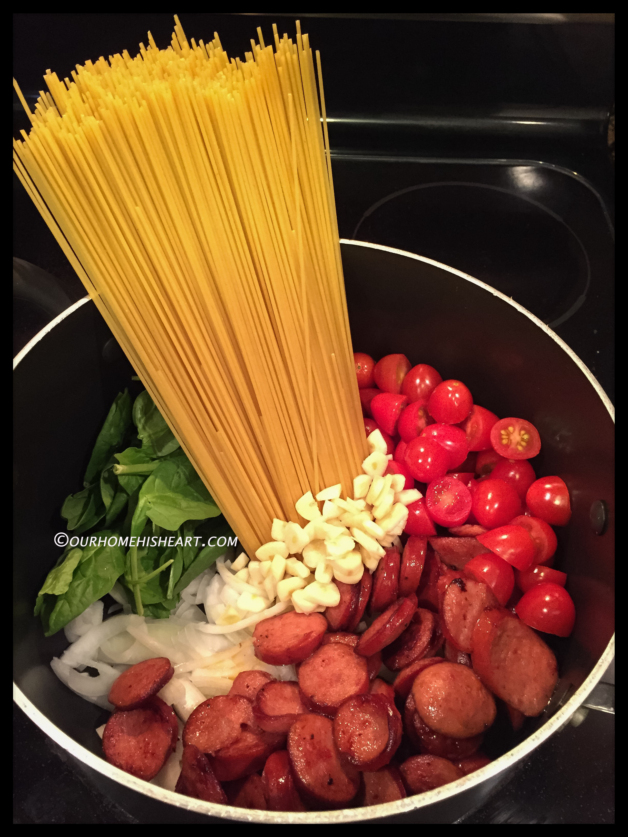 how to prepare pasta ahead of time
