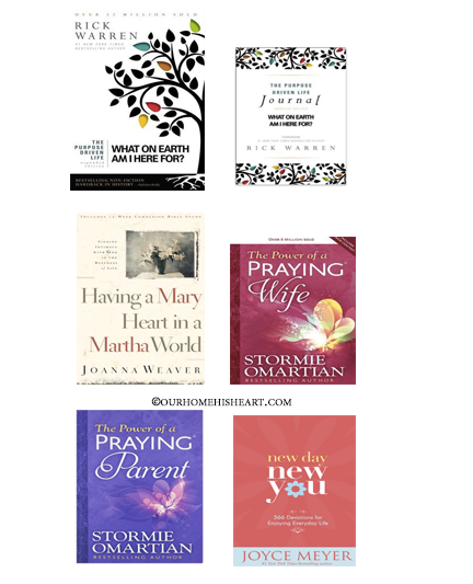 Favorite_Christian_Books_and_Devotionals