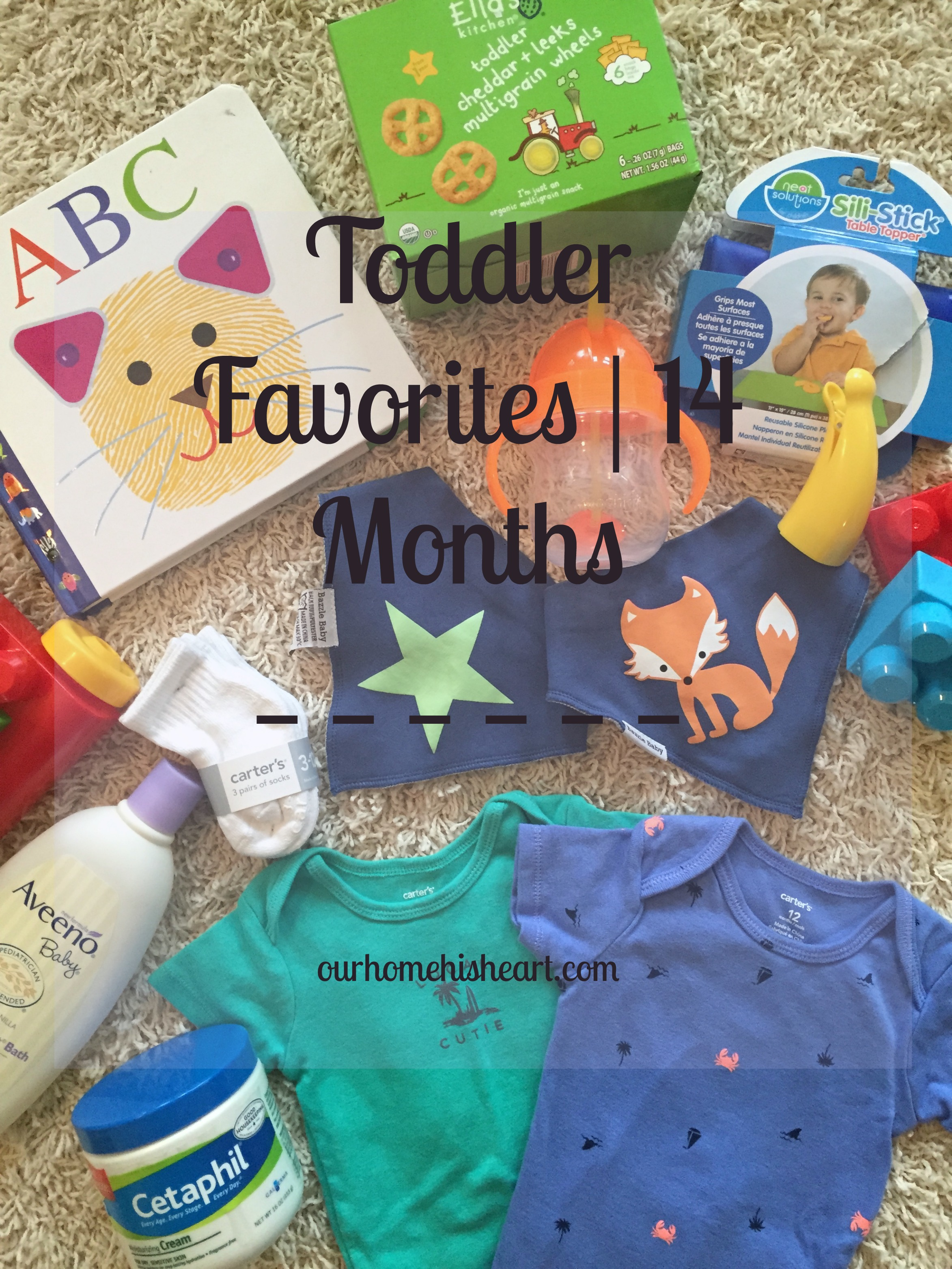 Toddler Favorites | 14 Months