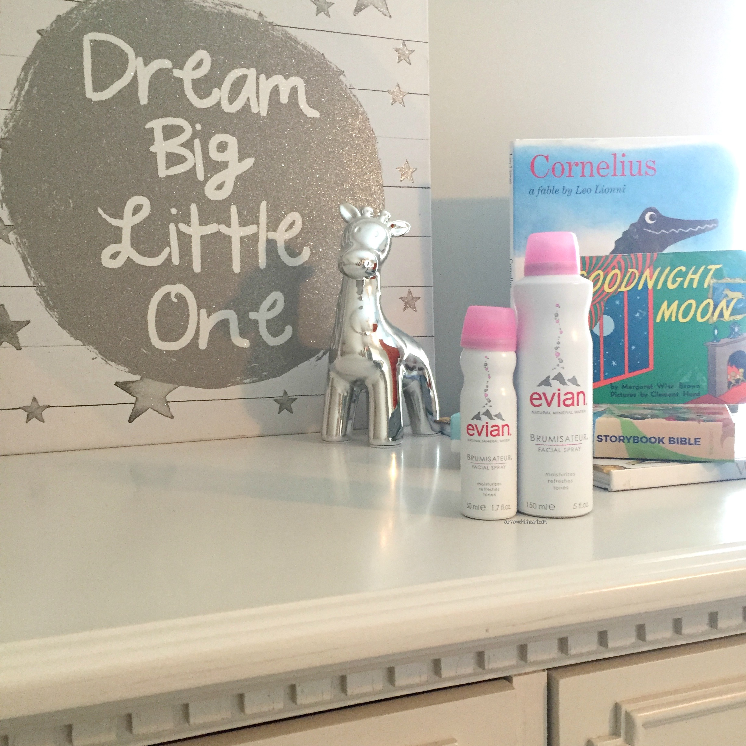 Evian #Coolbaby Giveaway and Ways to use Evian with kids