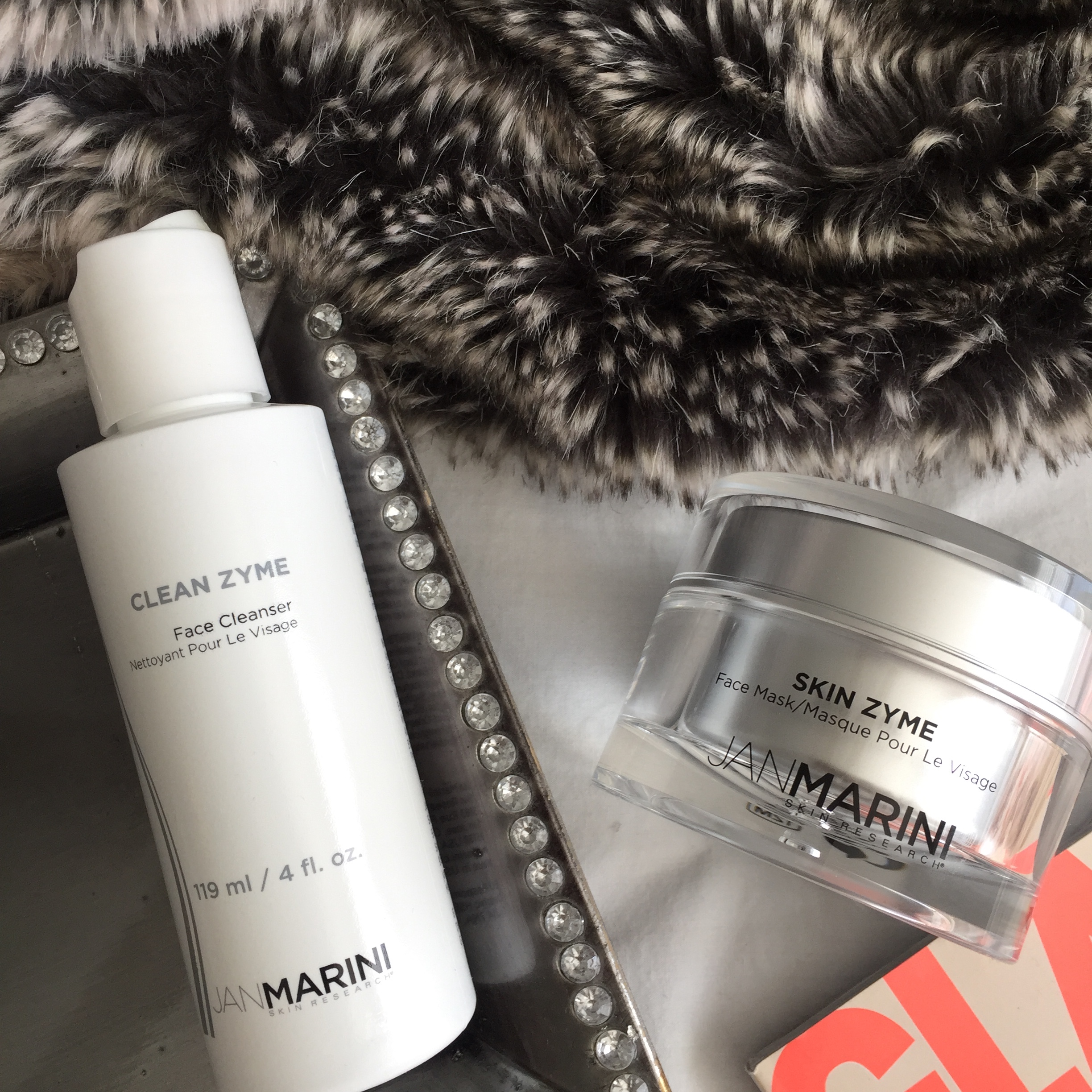 Jan Marini Clean Zyme and Skin Zyme Duo