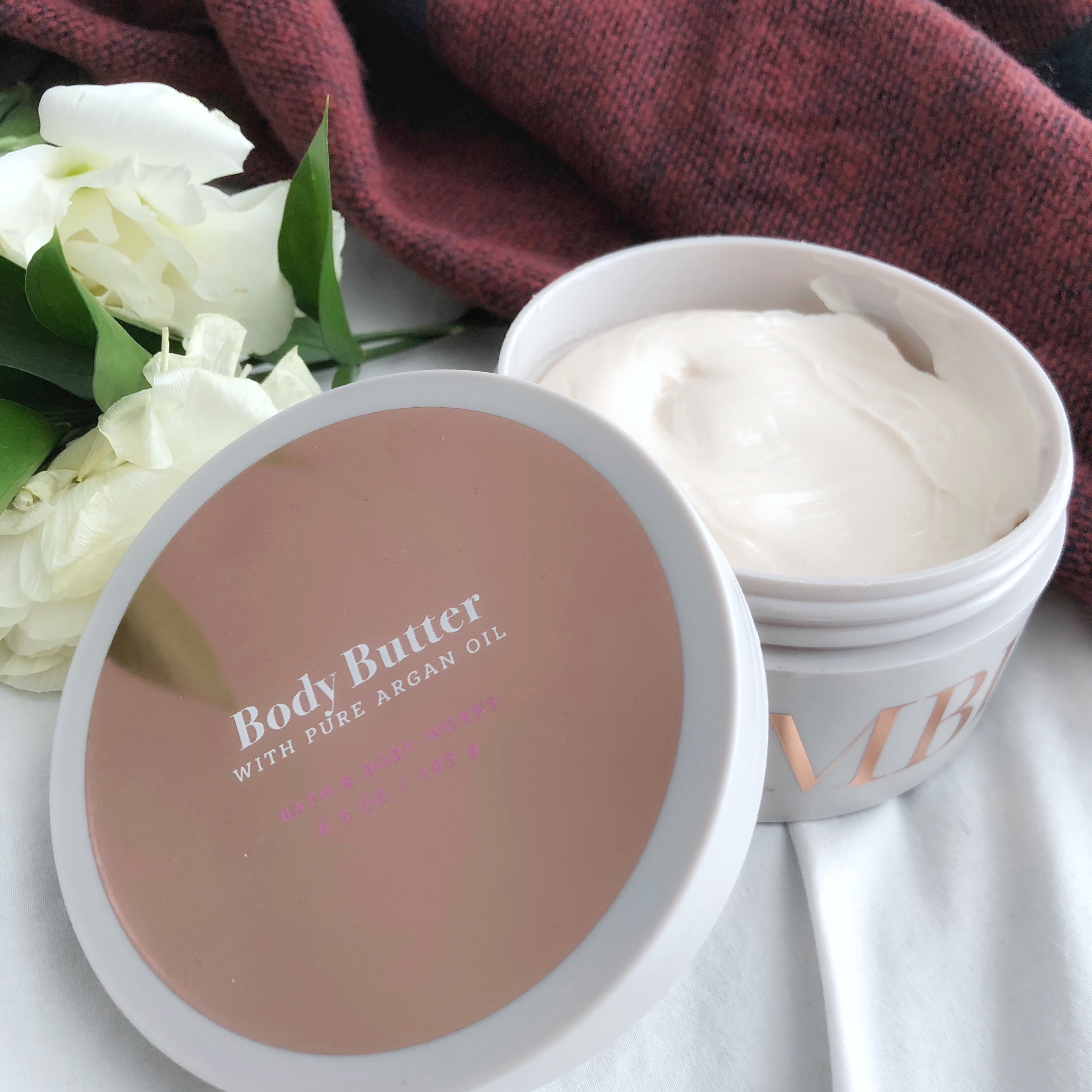 Winter Beauty Essentials Argan Body Butter