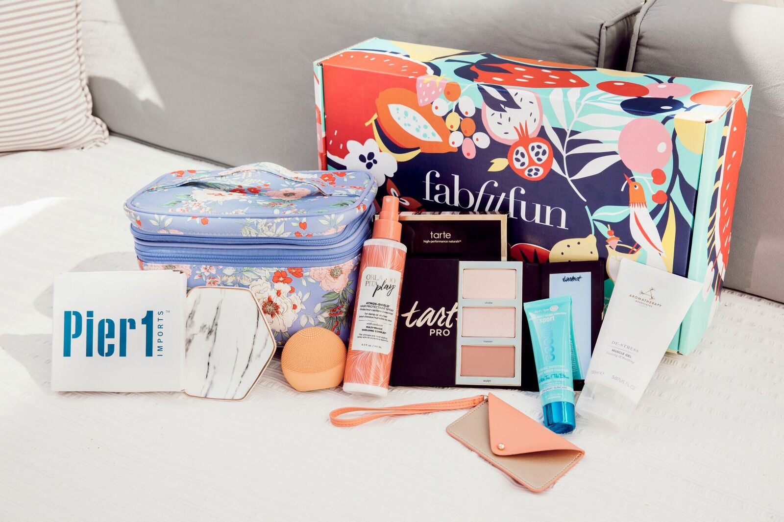 Fab Fit Fun Summer 2018 Box